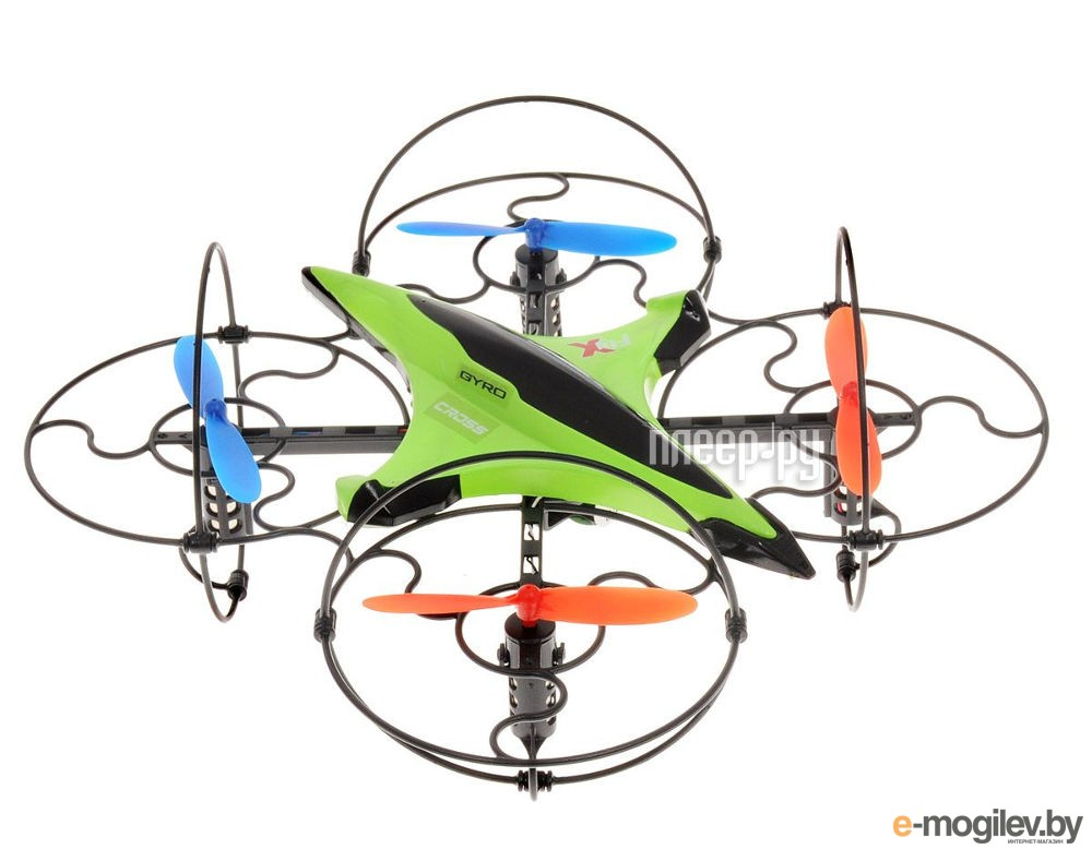 Квадрокоптеры 1Toy GYRO-Cross Т58983