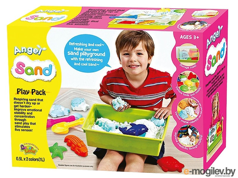Donerland Angel Sand Play Pack MA04021