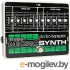 Педаль эффектов Electro-Harmonix Bass Micro Synthesizer