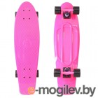 Y-SCOO Big Fishskateboard 27 Pink-Black 402-P