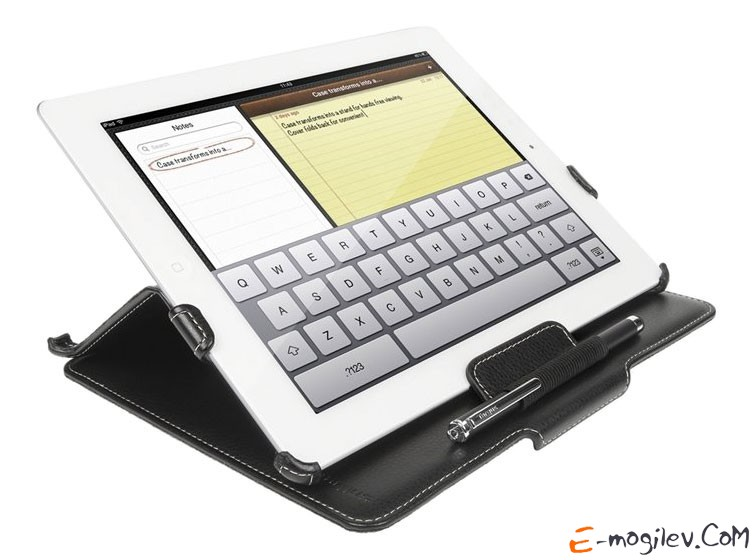 Targus THZ157EU-50 Vuscape for iPad3 black