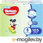 Huggies Ultra Comfort 5 Disney 105шт Boy