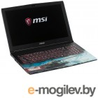 Нетбуки amp ноутбуки MSI GP62M 7REX-2091RU WOT Edition 9S7-16J9E2-2091 Intel Core i7-7700HQ 2.8 GHz/8192Mb/1000Gb/No ODD/nVidia GeForce GTX 1050Ti 4096Mb/Wi-Fi/Bluetooth/Cam/15.6/1920x1080/Windows 10 64-bit