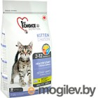 Корм для кошек 1st Choice Kitten Healthy Start Chichen (5.44кг)