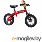 Беговелы. Беговелы RT Hobby-bike ALU NEW 2016 Red