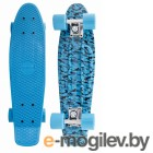 Скейты Atemi Penny Board APB-7.15 Black-Blue