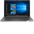 Ноутбук HP 15-da0056ur Pentium N5000/4Gb/500Gb/nVidia GeForce Mx110 2Gb/15.6/UWVA/FHD (1920x1080)/Windows 10/silver/WiFi/BT/Cam
