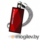 USB Flash Drive (флешка) 32Gb - Silicon Power Touch 810 Red SP032GBUF2810V1R