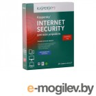 Программное обеспечение Kaspersky Internet Security Multi-Device Russian Edition 5Dt 1 year Base Box (KL1941RBEFS)