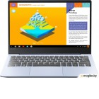 Ноутбук Lenovo IdeaPad S530-13IWL i5-8265U (1.6)/8G/256G SSD/13.3 FHD IPS/Int:Intel UHD 620/noODD/FPR/BackLight/BT/Win10 (81J70004RU) Blue