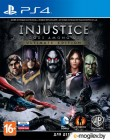 Игра для игровой консоли Sony PlayStation 4 Injustice: Gods Among Us. Ultimate Edition