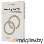 Блокнот Moleskine PASSION Wedding PASWEDD Large 130х210мм 400стр. подар.кор. светло-серый