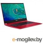 Acer Swift 3 SF314-55-33UU Red NX.H5WER.004 (Intel Core i3-8145U 2.1 GHz/8192Mb/256Gb SSD/No ODD/Intel HD Graphics/Wi-Fi/Bluetooth/Cam/14.0/1920x1080/Windows 10 64-bit)