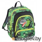 Ранец Step By Step BaggyMax Speedy зеленый Green Dino
