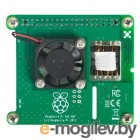 Raspberry Pi Плата Power Over Ethernet (POE) Raspberry Pi PoE HAT for Raspberry Pi, (173-5595)