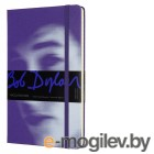 Блокнот Moleskine LIMITED EDITION BOB DYLON LEBDQP060B Large 130х210мм 240стр. линейка фиолетовый