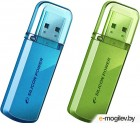 USB Flash. Silicon Power Helios 101 16Gb Blue