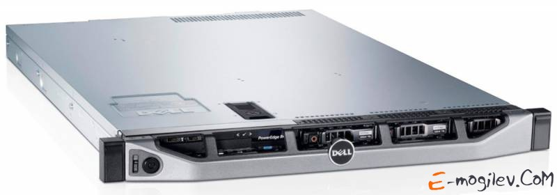 Dell PowerEdge R420 Intel Xeon E5-2403 1.8GHz 10MB 1x8Gb 1RLV RD 1.6 noHDD 3.5 max4 DVD-RW H310 iD7Ex 1x550W NBD3Y 210-39988-97