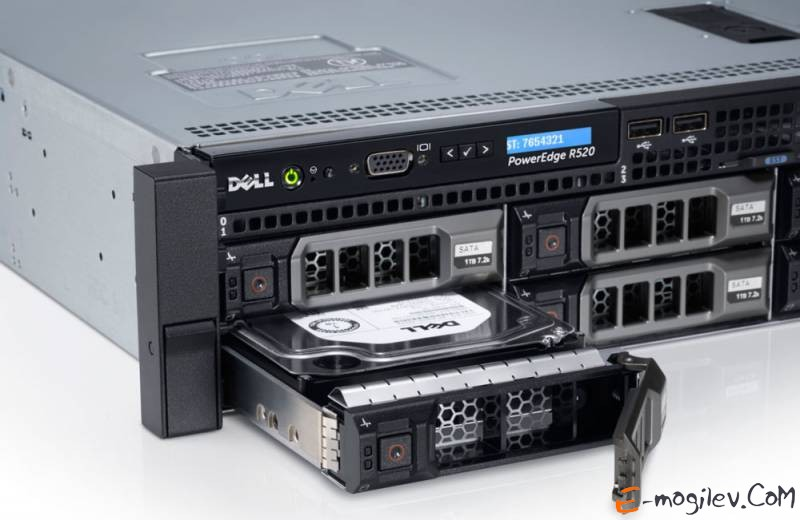 Dell PowerEdge R520 210-40044-102 Intel Xeon 2x E5-2450v2/2.5GHz/20MB/2x8Gb
