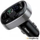 Baseus T Typed Bluetooth MP3 Charger With Car Holder Tarnish CCALL-TM0A
