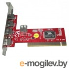 Контроллер * PCI USB 2.0 (4+1)port VIA6212 bulk