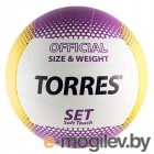 TORRES Set V30045 (White-Yellow-Purple)