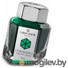 Carandache CHROMATICS Vibrant Green (8011.210) чернила: зеленый (50мл)