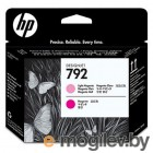 Печатающая головка HP 792 Lt Magenta and Magenta Printhead