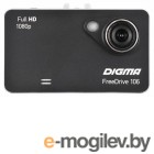 Digma FreeDrive 106 черный 1.3Mpix 1920x1080 1080p 140гр. NTK96220
