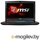 MSI GT72S 6QD(Dominator G)-843RU Core i7 6700HQ/16Gb/1Tb/SSD128Gb/DVD-RW/nVidia GeForce GTX 970M 3Gb/17.3/FHD (1920x1080)/Win 10/Black/WiFi/BT/Cam