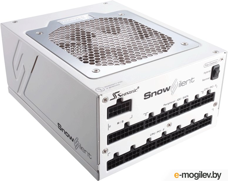 SeaSonic SS-1050XP3   Snow Silent-1050