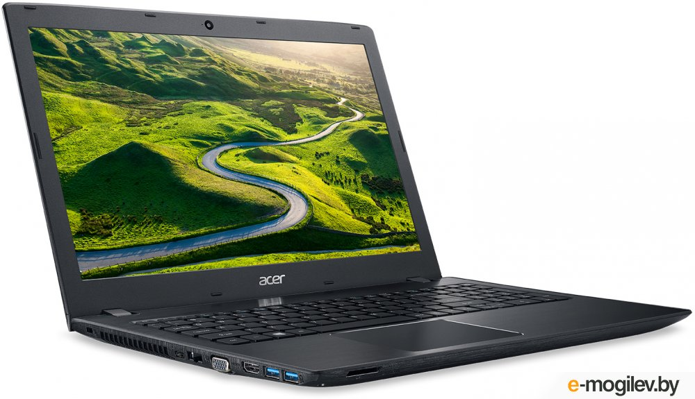 Acer Aspire E5-575G-38TQ Core i3 6006U/8Gb/1Tb/DVD-RW/nVidia GeForce 940MX 2Gb/15.6/FHD (1920x1080)/Linux/black/WiFi/BT/Cam/2800mAh