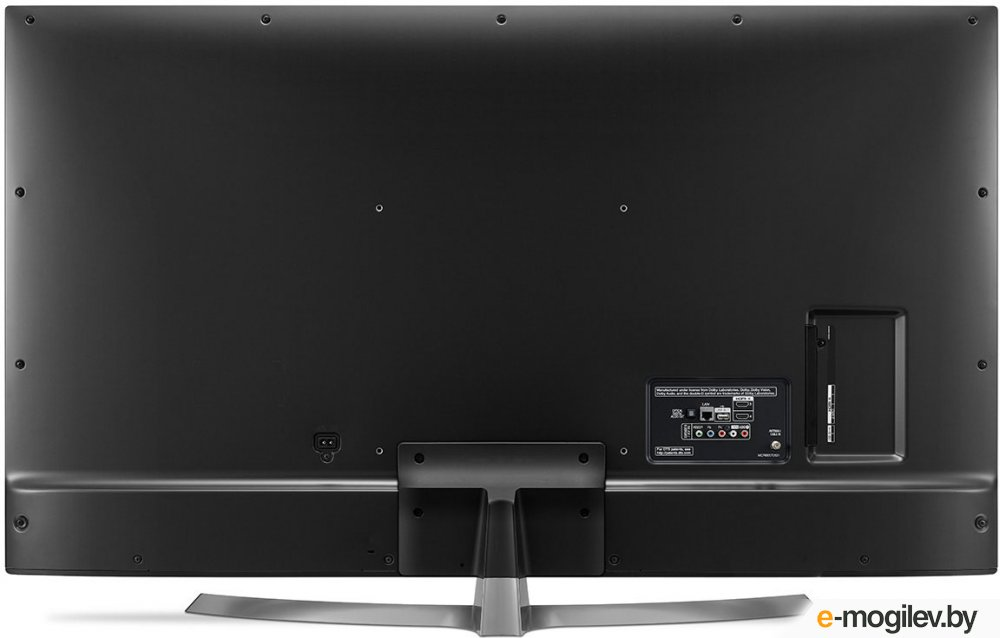 LG 55 55UJ670V титан/Ultra HD/100Hz/DVB-T2/DVB-C/DVB-S2/USB/WiFi/Smart TV (RUS)