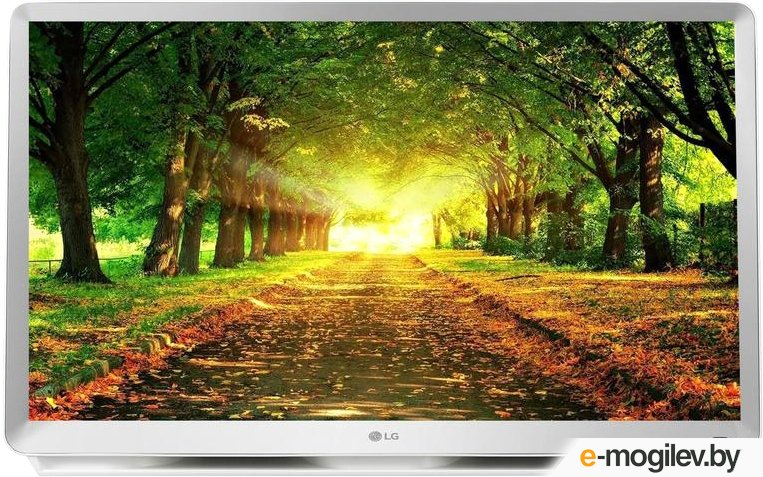 Телевизор LED LG 27 27TK600V-WZ черный/FULL HD/50Hz/DVB-T2/DVB-C/USB/