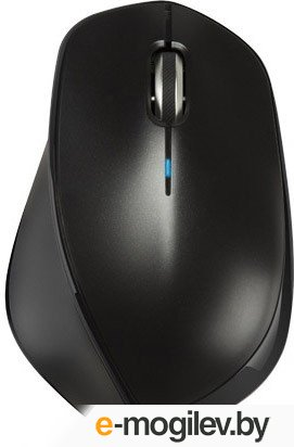 HP x4500 Wireless Mouse-Metal Black