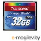 Transcend <400x> Compact Flash 32Gb