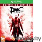 Игра для игровой консоли Microsoft Xbox One Devil May Cry. Definitive Edition