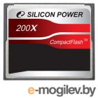 Silicon Power CF 4Gb SP004GBCFC200V10 200X