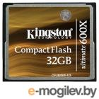 Kingston CF/32Gb-U3 CompactFlash Card 32Gb 600x